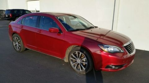 Certified Used Chrysler 200 Touring