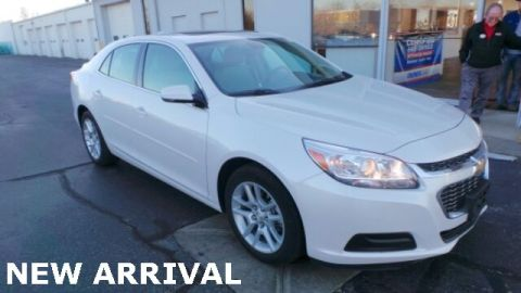Certified Used Chevrolet Malibu Limited LT