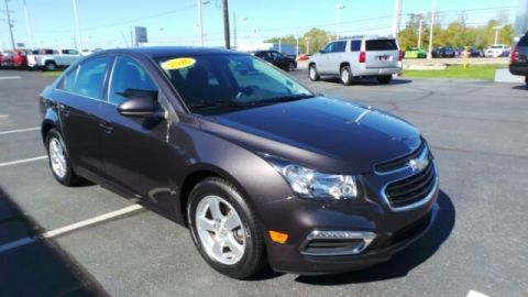 Certified Used Chevrolet Cruze Limited 1LT