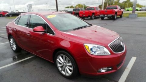 Certified Used Buick Verano Convenience Group
