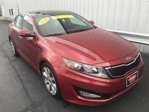 Used Kia Optima SX