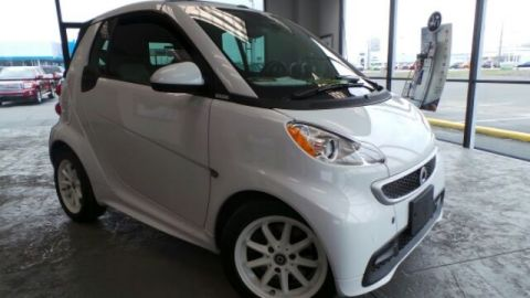 Used smart Fortwo Passion