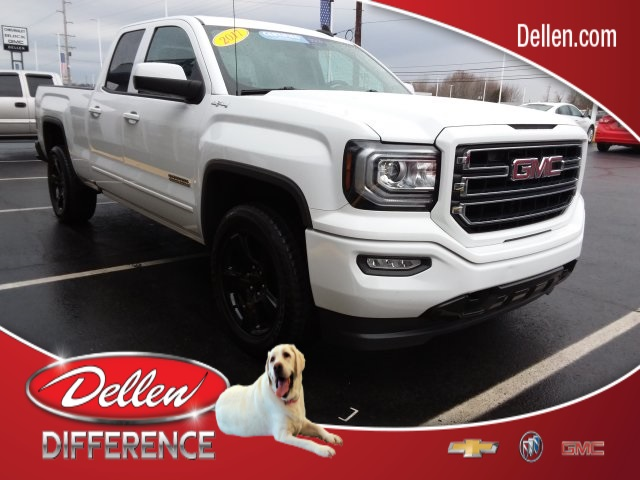 Certified Pre-Owned 2017 GMC Sierra 1500 Base