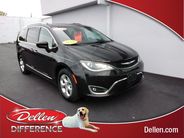 Certified Pre-Owned 2017 Chrysler Pacifica Touring L Plus