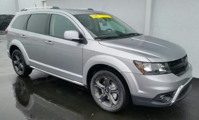 New 2018 Dodge Journey Crossroad 4d Sport Utility In Greenfield