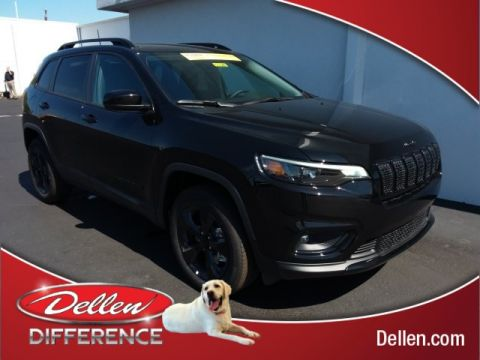 New 2020 Jeep Cherokee Altitude 4WD