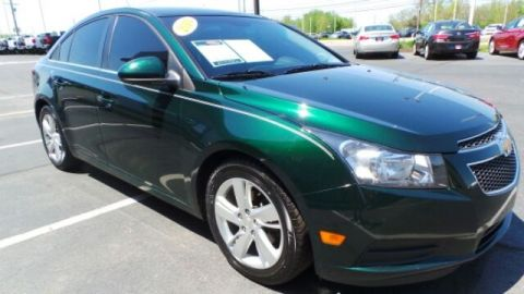 Certified Pre-Owned 2014 Chevrolet Cruze Diesel