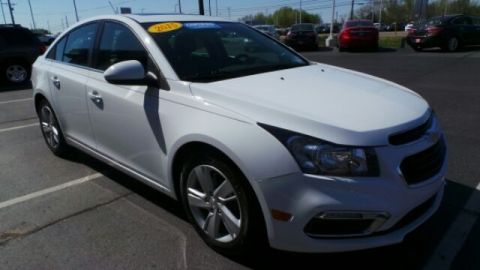 Certified Pre-Owned 2015 Chevrolet Cruze Diesel
