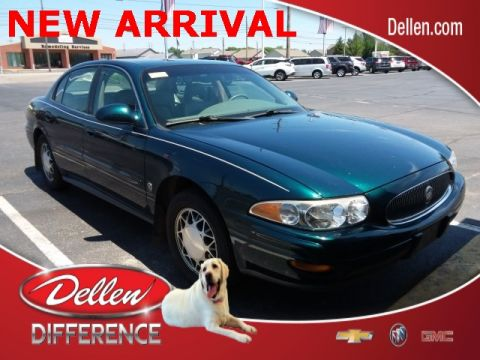 Pre-Owned 2000 Buick LeSabre Limited FWD 4D Sedan