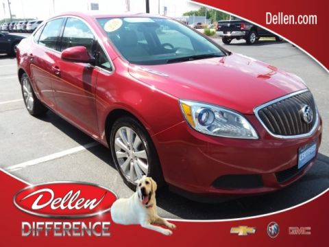 Certified Pre-Owned 2016 Buick Verano Base FWD 4D Sedan