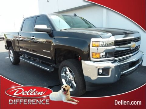 Pre-Owned 2015 Chevrolet Silverado 2500HD LTZ 4WD