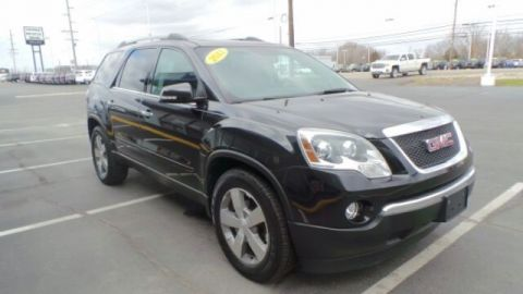 Pre-Owned 2011 GMC Acadia SLT-2
