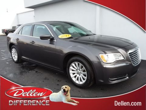 Pre-Owned 2014 Chrysler 300 Base RWD 4D Sedan