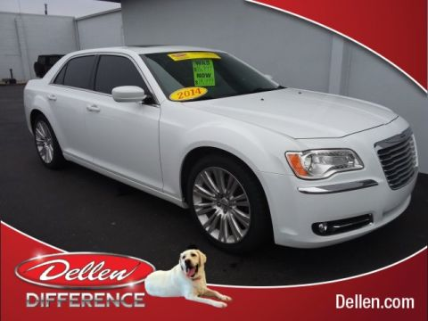 Certified Pre-Owned 2014 Chrysler 300 Base RWD 4D Sedan
