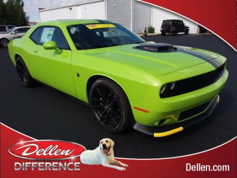New 2019 Dodge Challenger R/T Scat Pack RWD 2D Coupe