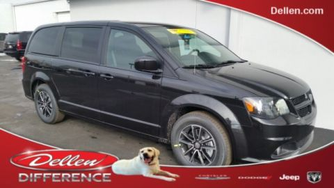 New 2018 Dodge Grand Caravan SE FWD 4D Wagon