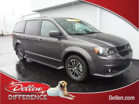 New 2019 Dodge Grand Caravan SXT FWD 4D Wagon