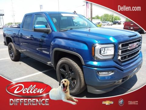 New 2019 GMC Sierra 1500 Limited Base RWD Double Cab