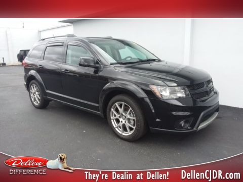 Certified Pre-Owned 2014 Dodge Journey R/T