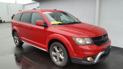 Certified Pre-Owned 2015 Dodge Journey Crossroad