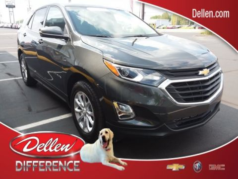 Certified Pre-Owned 2019 Chevrolet Equinox LT