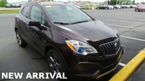 Certified Pre-Owned 2013 Buick Encore Base