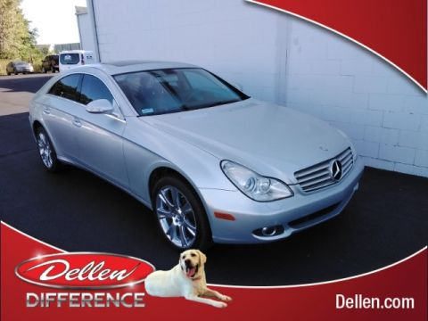 Pre-Owned 2008 Mercedes-Benz CLS CLS 550