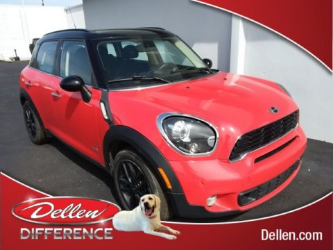 Pre-Owned 2012 MINI Cooper S Countryman ALL4