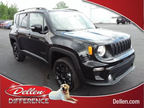 New 2019 Jeep Renegade Altitude 4WD