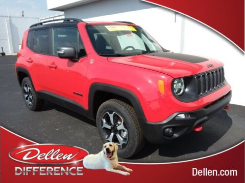 New 2019 Jeep Renegade Trailhawk 4WD