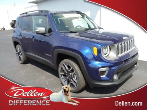 New 2019 Jeep Renegade Limited 4WD